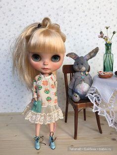 Новые фото кукол блайз / Куклы Блайз, Blythe dolls / Бэйбики. Куклы фото. Одежда для кукол