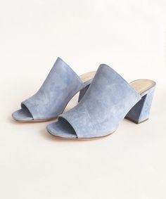 2983ce424e7 Maryam Nassir Zadeh Sky Penelope Mule Ugly Shoes