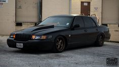 My Dream Car, Dream Cars, Mercury Marauder, Donk Cars, Murdered Out, Ford Police, Victoria Police, Grand Marquis, Ford Falcon