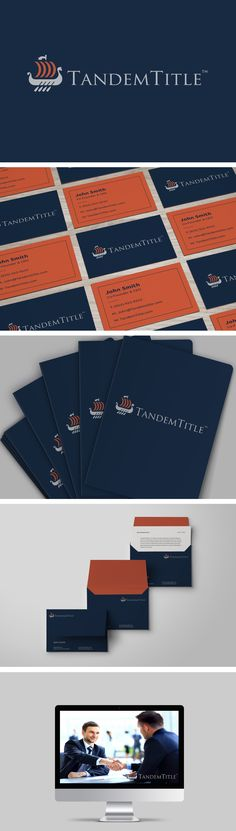 Tandem Title Branding by Fivestar Branding