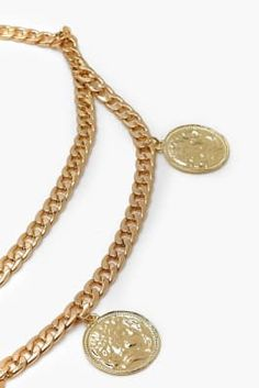 Coin Chain Belt | Hatsa Denim Belt, Chain Belts, Snake Print, Boohoo, Round Sunglasses, Gold Necklace, Jewelry, Gold Pendant Necklace, Jewlery