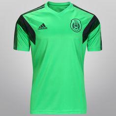 8ec0277a60112 Jersey Adidas Selección de México 2014 Training - globals.seo.storename