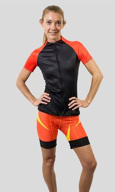 another DARK HORSE  cycling kit by womencyclingclothing.com.au.