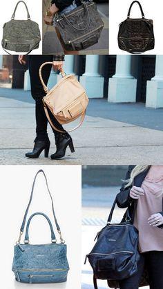 Givenchy Pandora Bag - weird and beautiful