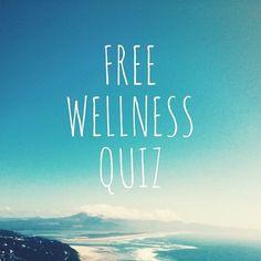 Amazing free quiz!