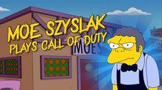 MOE SZYSLAK PLAYS CALL OF DUTY - voice trolling - YouTube