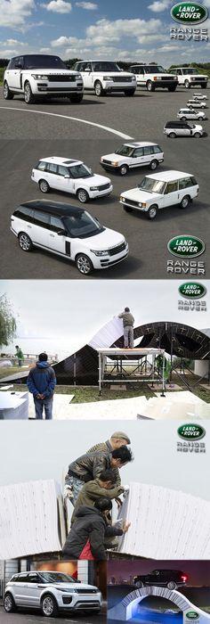 Range Rover Sv, Luxury Suv, Monster Trucks, 45 Years, Vehicles, Detail, Blog, Car, Blogging