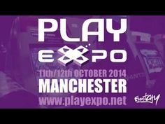 Play Expo | The UK's Most Diverse Video Gaming Expo! re.play | now.play | pro.play | cos.play | screen.play
