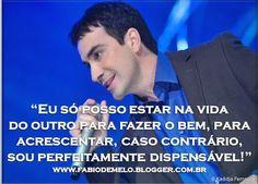 http://engenhafrank.blogspot.com.br: SER DISPENSÁVEL, PERFEITO, VERDADEIRO E A FELICIDA...