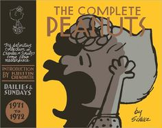 The Complete Peanuts 1971 to 1972 by Charles M. Schulz (2009).