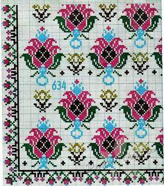 ru / Фото - Vintage Greek - Kenthma me Coton Perle DMC - Dmc Cross Stitch, Cross Stitch Borders, Cross Stitch Alphabet, Cross Stitch Flowers, Cross Stitching, Cross Stitch Patterns, Folk Embroidery, Cross Stitch Embroidery, Embroidery Patterns