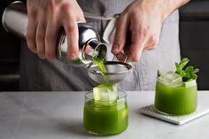Matcha Cocktail Recipe
