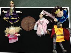 Read, Rhyme and Sing: Flannel Friday: Royal Flannel Board Stories Flannel Board Stories, Flannel Boards, Fairy Tale Theme, Fairy Tales, Preschool Director, Flannel Friday, Puppet Making, Puppets, Storytelling