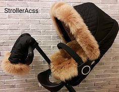Winter kit for Stokke Xplory Trailz Crusi by StrollerAccessories