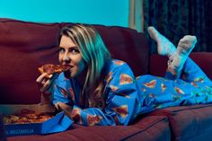 Domino's Made a 'Wipeable' Adult Onesie, So You Can Get Pizza All Over Yourself While Eating   Adweek