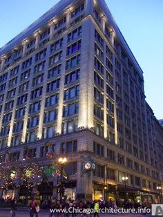 Lacey's Department Store - Macy's on State