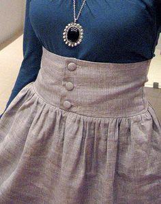 I need to make a skirt like this.