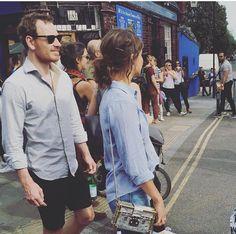 London / Alicia / Broadway Market / shorts
