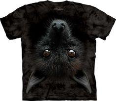 Fruit Bat Face Shirt