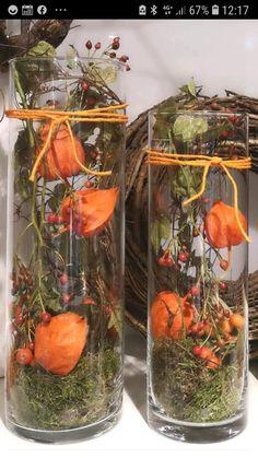 Flower Decorations, Halloween Decorations, Christmas Decorations, Large Flower Arrangements, Branch Decor, Autumn Decorating, Woodland Christmas, Deco Floral, Autumn Crafts