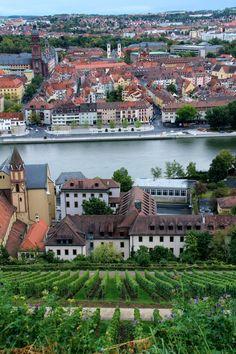 Wurzburg, Germany where we r going next summer...