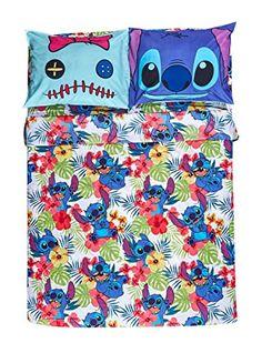 Disney Lilo Lilo Stitch, Lelo And Stitch, Cute Stitch, Disney Stitch, Casa Disney, Disney Home, Princess Theme Bedroom, Princess Bedrooms, Disney Outfits