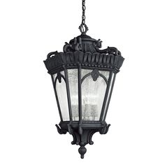 Hartford 4-Light Outdoor Hanging Lantern