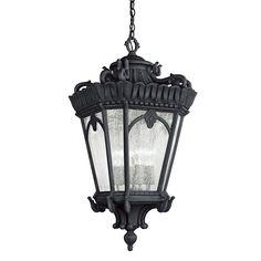 Hartford 4-Light Outdoor Hanging Lantern