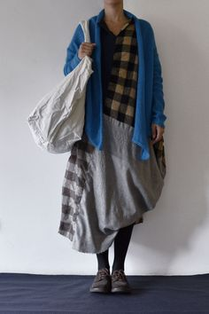 Daniela Gregis* washed shopping bag