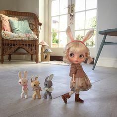 "Dolly Treasures @dollytreasures ""These three...Instagram photo | Websta (Webstagram)"