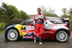 SEBASTIEN LOEB(FRA) - CITROËN DS3 WRC