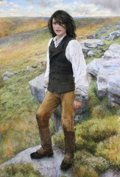 Young Heathcliff