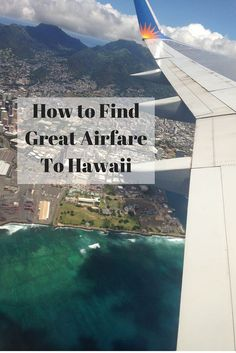 Find out how I travel to Hawaii for cheap