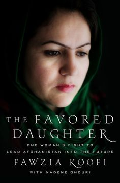 The Favored Daughter; amazing autobiography of a woman running for president in Afghanistan.  It is unbelievable what this woman (and all Afghan women) go through, and how she overcame her circumstances.