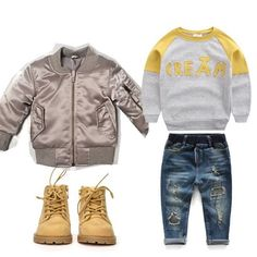 Stores that sell baby clothes baby girl fancy dresses baby clothes shoes 20 Baby Outfits, Outfits Niños, Little Boy Outfits, Toddler Boy Outfits, Baby Kids Clothes, Kids Outfits, Fashion Outfits, Fashion Trends, Toddler Boy Fashion