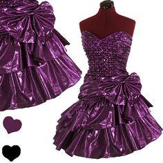 Prom Dress Material Girl