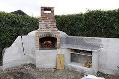 Opbygning af en stenovn