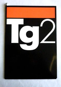 """vignellicenter: """" Television: Vignelli The Vignellis did a overall program for the Italian national television's (RAI) second channel including designing the news studio in Rome. We found this example of the identity for the station, which is. Book Design, Cover Design, Design Art, Modulo 2, Massimo Vignelli, Types Of Lettering, Graphic Design Branding, Typography Letters, Illustrations And Posters"""