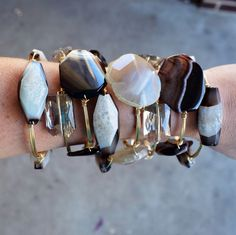 Meet the hottest bangles in town!  @shopontherocks