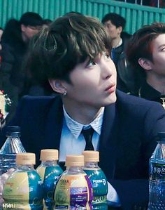 Suga not my bias but I really like his beautiful face