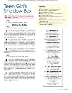 Shadow Box Frames Pg.21