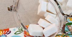Votre vaisselle sera étincelante de propreté avec ces cubes pour lave-vaisselle faits maison!