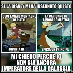 Funny Video Memes, Funny Relatable Memes, Wtf Funny, Funny Jokes, Funny Images, Funny Photos, Italian Memes, Arte Disney, Funny Messages