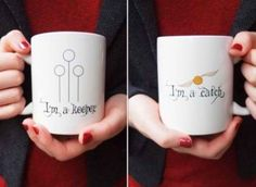 Harry potter mugs