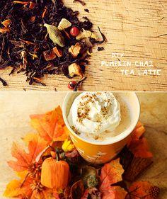 Pumpkin chai tea latte using magic bullet for the milk Clean Recipes, Fall Recipes, New Recipes, Favorite Recipes, Yummy Recipes, Yummy Drinks, Yummy Food, Magic Bullet Recipes, Mini Blender