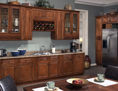 The Cambrian kitchen collection.  Find out more at www.sunnywood.biz.