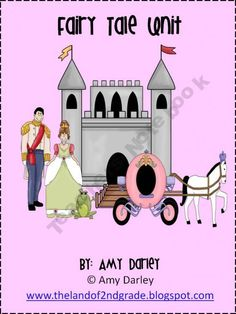 Fairy Tale Freebie - Yes my class is going to have a fairytale unit! :)