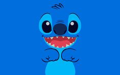 """Stitch from """"Lilo and Stitch""""  Some characters we just seem to identify with, right?"""