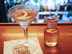 Frankie's greatest hits are paired with classic cocktails by Ol' Blue Eyes fan/Jones bartender Eric Tecosky