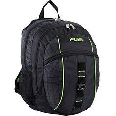 Fuel Active Backpack Green Snakeskin >>> Visit the image link more details.